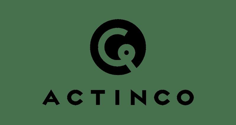 actinco-logo-black