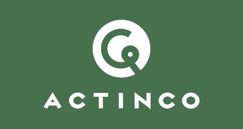 actinco-logo-white